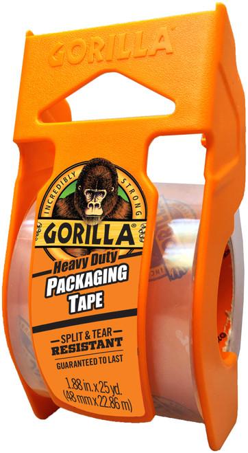 """Gorilla Heavy Duty Packaging Tape 1.88""""X25yd-Mini -6034002 - 052427603401"""