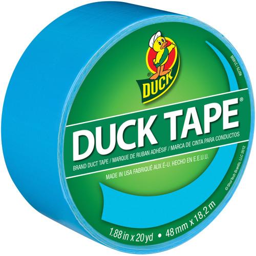 """Duck Tape 1.88""""X20yd-Electric Blue -CDT-13110 - 075353035207"""