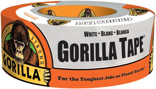 """Gorilla Glue Tape 1.88""""X10yd-White -6010002 - 052427601001"""