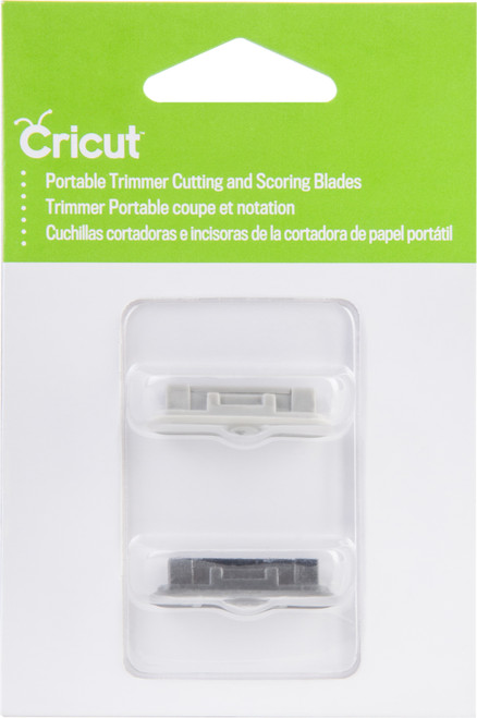 Cricut Basic Trimmer Scoring Blades-2002676 - 093573989872
