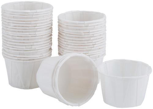 Nut & Party Cups-White 36/Pkg 1.25oz -W415500