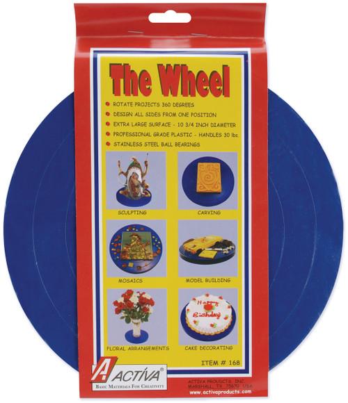"""Sculptor's Wheel-10.75"""" -168A - 036061001687"""