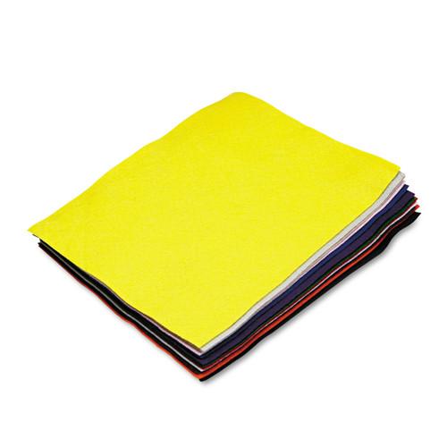 """Felt Sheets 9""""X12"""" 12/Pkg-Assorted Colors -3907-01 - 021196390713"""