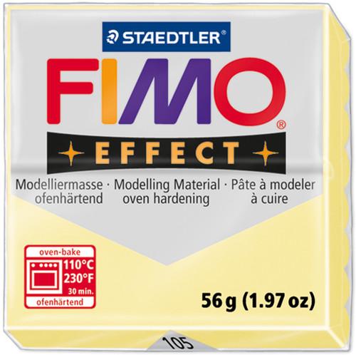 Fimo Effect Polymer Clay 2oz-Vanilla -EF802-105 - 4006608812126