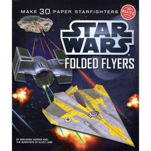 Star Wars Folded Flyers Book Kit-K539634 - 7307673963439780545396349