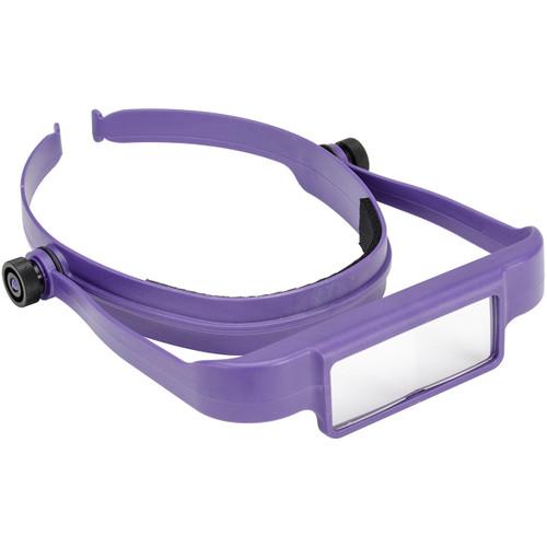 Donegan OptiSIGHT Magnifying Visor-Deep Purple -OSCDPUR