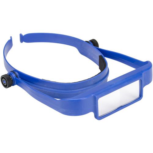 Donegan OptiSIGHT Magnifying Visor-Royal Blue -OSCROYAL
