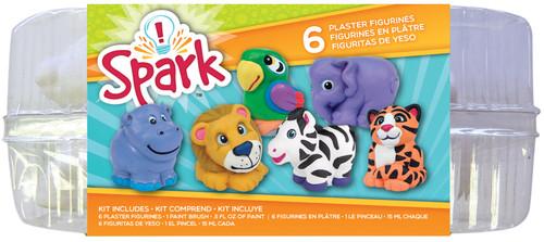 Spark Plaster Value Pack-Zoo -50250C - 765468502502