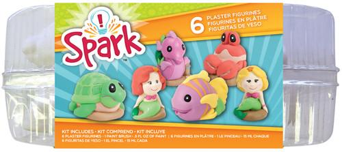 Spark Plaster Value Pack-Mermaids -65151B - 765468651514