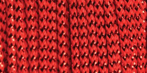 Cottage Mills Novelty Craft Cord 20yd-Metallic Red -550-55003