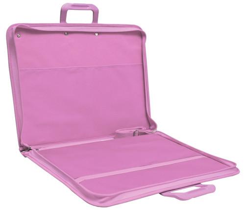"""Pink Art Artist Portfolio Case-14""""X18"""" -POLIO46"""