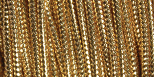 Cottage Mills Novelty Craft Cord 20yd-Solid Gold -550-55020