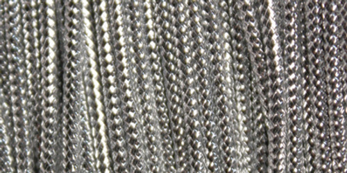 Cottage Mills Novelty Craft Cord 20yd-Solid Silver -550-55021