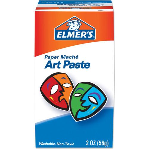 Elmer's Paper-Mache Art Paste 2oz-99000 - 072161990001