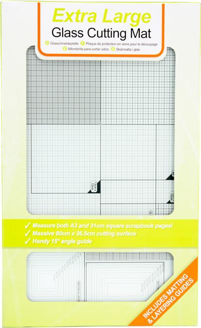 "A3 Glass Cutting Mat-14.3""X23.6"" -352E - 5060193543529"