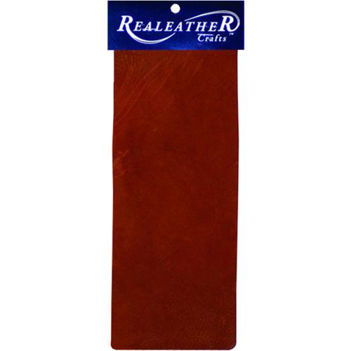 "Realeather Crafts Deertan Trim Piece 9""X3""-Brown -C0903-32 - 870192001976"