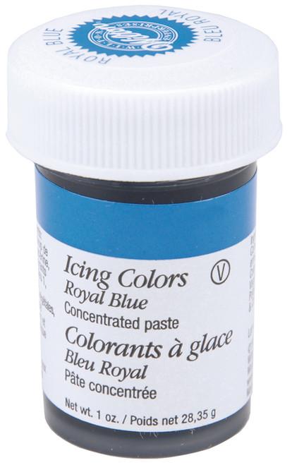 Icing Colors 1oz-Royal Blue -W610-655 - 070896066558