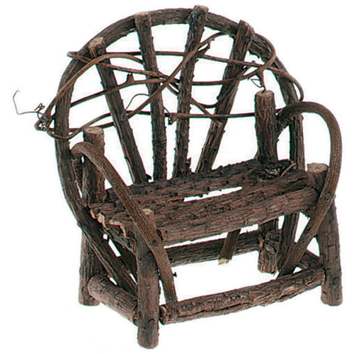 Timeless Miniatures-Vine Double Bench -2835-26