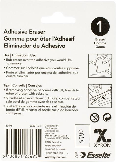 """Xyron 2""""X2"""" Adhesive Eraser-23675"""