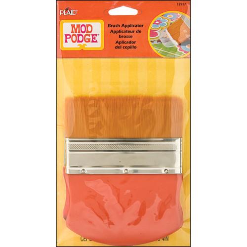 "Mod Podge Brush Applicator 4""-Gold Taklon -CS12917 - 028995129179"
