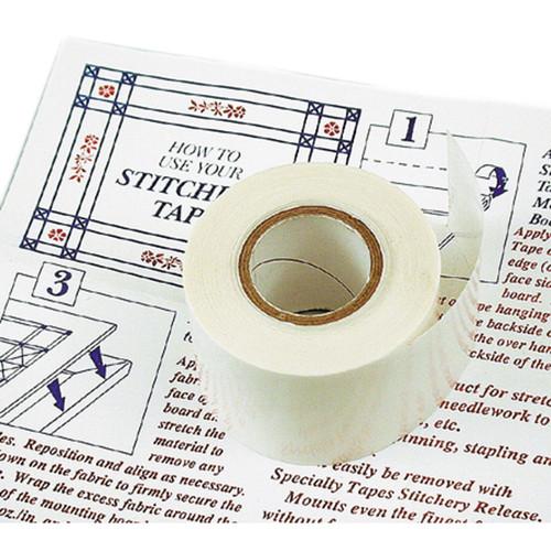 "Yarn Tree Stitchery Tape For Framing -1.5""X60' Roll -2494"