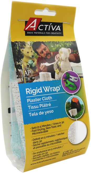 "Rigid Wrap Plaster Cloth 4""X180""-231 - 036061002318"