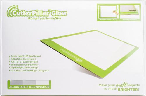 Cutterpillar Glow Basic Led Light Pad-CPPGLOW - 812436019392