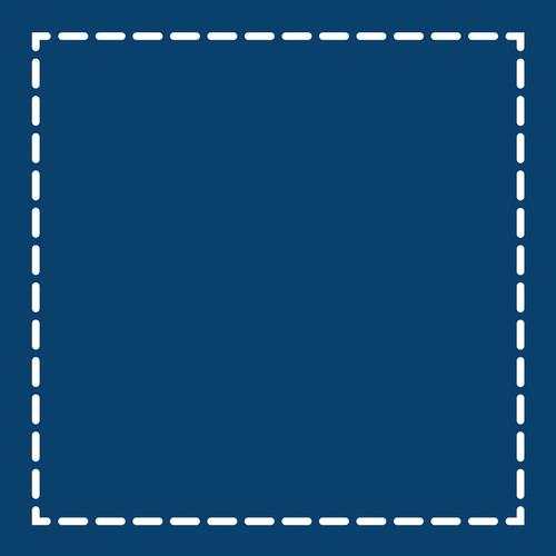 "Sizzix Bigz Dies Fabi Edition-Square 4"" Finished -657609"