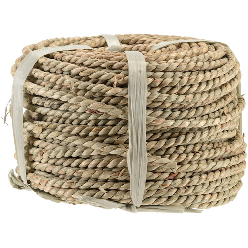 Basketry Sea Grass #3 4.5mmX5mm 1lb Coil-Approximately 210' -SEA3X1 - 752303388001