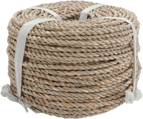 Basketry Sea Grass #1 3mmX3.5mm 1lb Coil-Approximately 210' -SEA1X1 - 752303386809