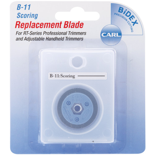 Carl Professional Rotary Trimmer Replacement Blade-Scoring; For RT-200 -B-11 - 682391150115