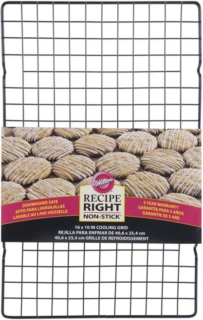 """Recipe Right Non-Stick Cooling Grid-10""""X16"""" -W9716 - 070896597168"""