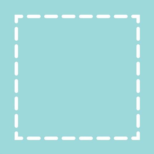"Sizzix Bigz Dies Fabi Edition-L Die Squares 2"" Finished -658321"