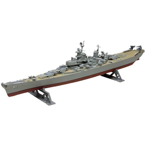 Plastic Model Kit-USS Missouri Battleship 1:535 -85-0301