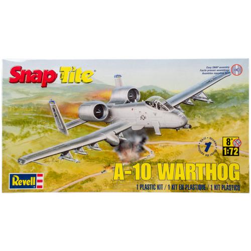 SnapTite Plastic Model Kit-A-10 Warthog Desktop 1:72 -85-1181 - 031445011818