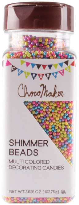 ChocoMaker(R) Shimmer Beads 3.625oz-Mixed -9330CM - 879826004185