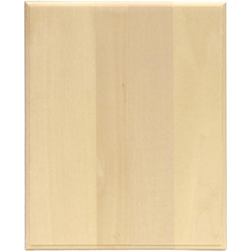 "Basswood Rectangle Plaque-8""X10""X.75"" -1828"