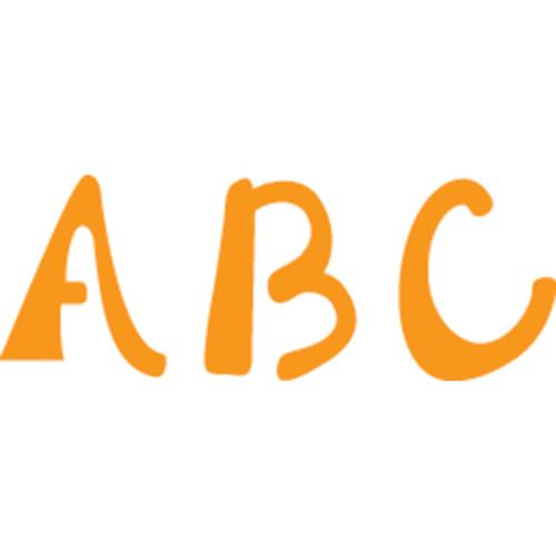 "Mailbox Letter Stencils-Swashbuckle 3"" -28MB-870"