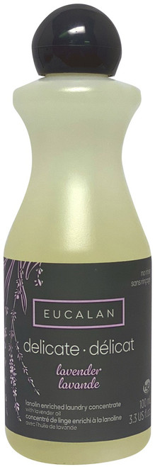 Eucalan Fine Fabric Wash 3.3oz-Lavender -10052 - 666884100528