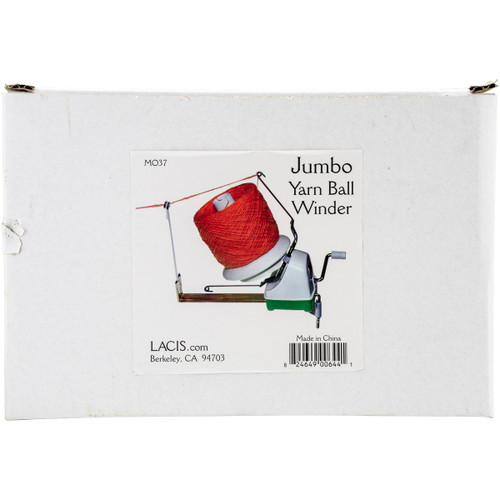 Lacis Jumbo Yarn Ball Winder-MO37 - 824649006441
