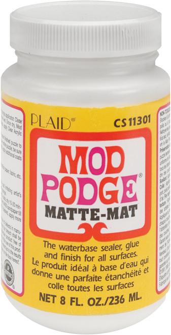 Mod Podge Matte Finish-8oz -CS11301 - 028995113017