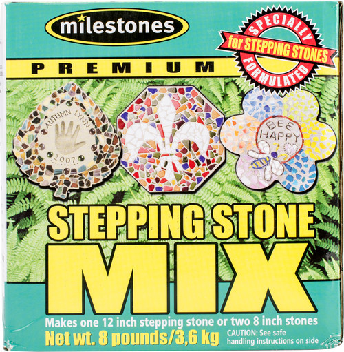 Stepping Stone Mix 8lb Box-90316102 - 601950161027