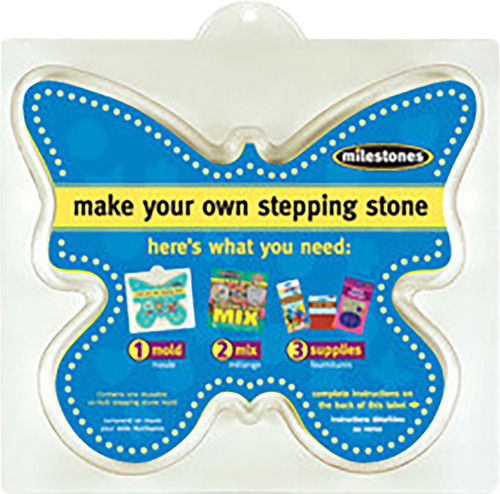 """Stepping Stone Mold-Butterfly 12"""" -90723125 - 601950231256"""