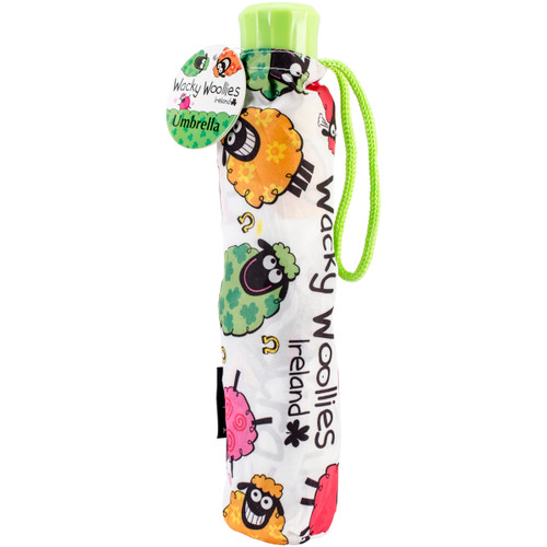 "Dublin Gift Wacky Woollies Umbrella 32""X32""-3551 - 5390711504450"