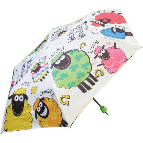 "Dublin Gift Wacky Woollies Umbrella 32""X32""-3551"