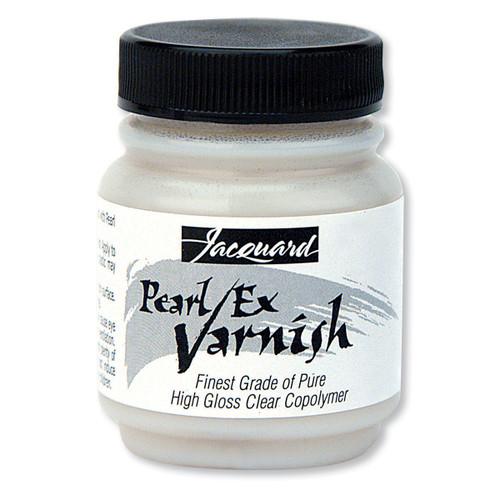 Jacquard Pearl Ex Varnish-2.25oz -JAC1649 - 743772164906