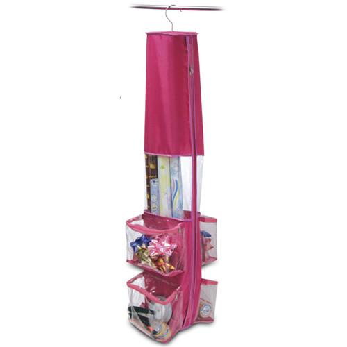 "Gift Wrap Storage Bag-12""X59"" Fuchsia -5555-F"