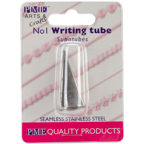 Seamless Stainless Steel Supatube-Writer #1 -ST1 - 5060047069014