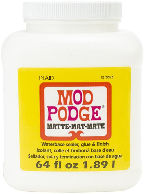 Mod Podge Matte Finish-64oz -CS15092 - 028995150920
