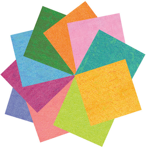 Origami Paper Pack-Iridescent 40 Sheets -OP-300